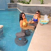 Swimming Pool Furniture - Sandstone Granite