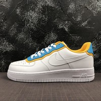 Nike Air Force 1 Low SE Wmns AF1 Double-Layered Look Fashion Shoes - Best Online Sale