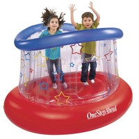 Kids Bounce-A-Round Bouncer