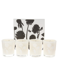 Cowshed Lazy Cow Soothing Travel Candles at asos.com