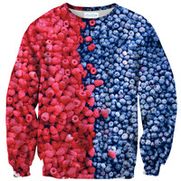 Mixed Berries Sweater