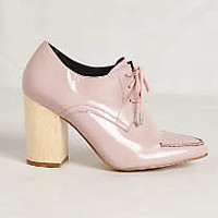 Anthropologie - Tipo Lace-Up Heels