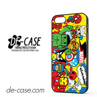Action Marvel Assamble For Iphone 5 Iphone 5S Case Phone Case Gift Present