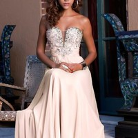 Shail K 3841 at Prom Dress Shop
