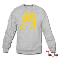 born sinner crewneck sweatshirt