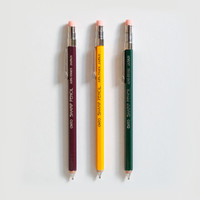 OHTO 0.5mm Pocket Wooden Mechanical Pencil with Clip