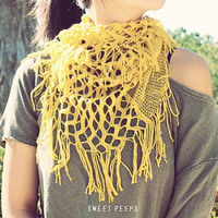 Knitted Infinite Scarf with Buttons, Woman's Gift, Fashion Scarf, Knitted Scarf, Infinite Scarf, Hipster Scarf,