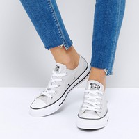 Converse Chuck Taylor All Star Sneakers In Beige at asos.com