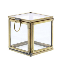 Brass Display Box