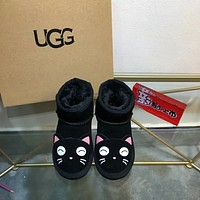 UGG Child Girls Boys shoes Children boots Baby Sandle Toddler Kids Child Fashion Casual Sneakers   Sport Shoes