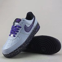 Trendsetter Nike Air Force 1'07 Fashion Casual  Low-Top Old Skool Shoes