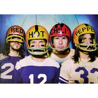 Red Hot Chili Peppers - Import Poster