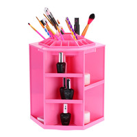 Pink Cosmetic Organizer/Storage Box