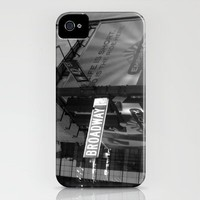 Broadway & W42nd St iPhone Case by Suzanne Kurilla | Society6