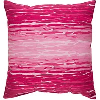 Textures Pillow Cover - Fuschia, Lilac, Bright Purple, Bright Pink - TX070