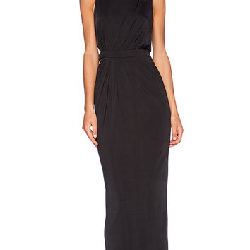 bless'ed are the meek Plethora Dress in Black