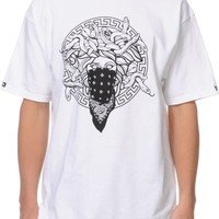 Crooks and Castles Primo White T-Shirt