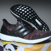 Adidas Ultra Boost M Multi Color Rainbow LTD CG3004 Ultraboost Multicolor Size