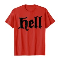 Hell Fun Shirts for Men and Dads