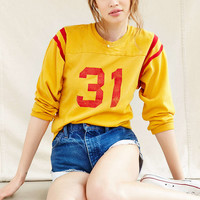 Vintage #31 Jersey Top - Urban Outfitters