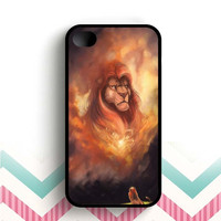 The Lion King  iPhone 4 and 4s case