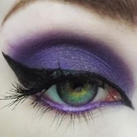 Unity Purple Mineral Eyeshadow from Concrete Minerals