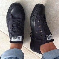 Converse Fashion Canvas Flats Sneakers Sport Shoes Tagre™