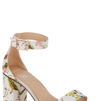 Shoes | Multi The Hatton Heels | Oasis