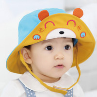 Baby So Cute Fisherman Cap Comfortable Hot Summer Gift 48
