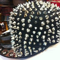 Spiked Snapback Hats from CherryKreations21
