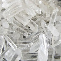 Crystal Quartz Clear Quartz Crystals