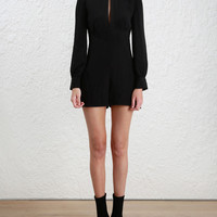 Collared Tuck Playsuit