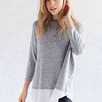 BDG Kyle Cozy Pullover Shirt