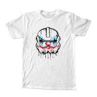 clown tropper star wars For T-shirt Unisex Adults size S-2XL Black and White