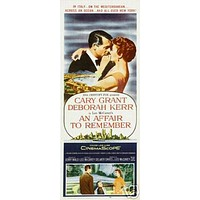 An Affair To Remember Gary Cooper Vintage Movie Poster