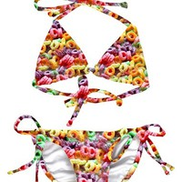 Girl's Zara Terez 'Fruit Loops' Two-Piece