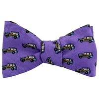 Wagoneer Bow Tie in Lilac by Southern Proper