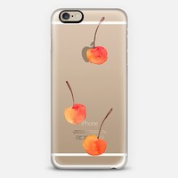 Cherry Bomb iPhone 6 case by Erin Ellis | Casetify