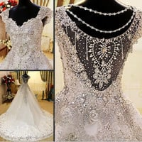 2013  High Quality  Wedding Bridal VeilWedding by dressofshop