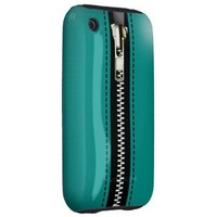 Zip It Up Surreal hard plastic (teal) iPhone 3 Tough Cases from Zazzle.com