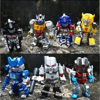 2016 Transformers Decepticons Autobot Robots Action Figures Boys Toys Led Luminescence Eyes Children Gifts Optimus Prime Bumblebee Ems From Mewol, $16.59 | Dhgate.Com