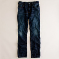 J.Crew Mens 1040 Slim-Straight Jean In Dark Worn Wash
