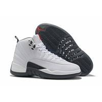 "Air Jordan 12 Retro ""Dark Grey"" - Best Deal Online"
