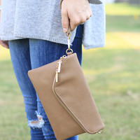 Take Me Everywhere Handbag (Beige)