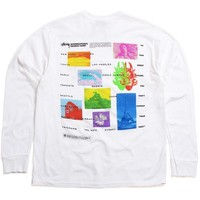 Great Future Longsleeve T-Shirt White