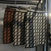 FENDI New Trending Women Stylish Full F Letter Jacquard Skirt(3-Color) I13719-1