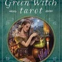 Green Witch tarot deck & book by Ann Moura