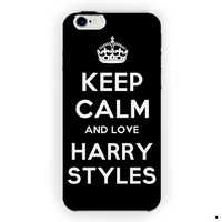 Harry Style One Direction 1D Band For iPhone 6 / 6 Plus Case