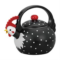 Rooster Whistling Tea Kettle- Out of Stock until June 1st