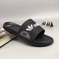 """Adidas X Yeezy"" Fashion Casual Comfortable Sandals Shoes Men Coconut Slippers"